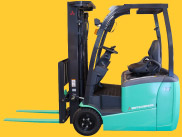 3-Wheel Electric Forklift|FB 13 TCB - FB 20 TCB