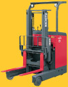Stand-On Reach Truck|FBR 15 - FBR 30